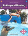 Sinking and Floating - Natalie M. Rosinsky, Mats Selen, Terrence E. Young Jr., Linda D. Labbo, Catherine Neitge