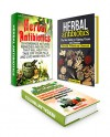 Herbal Antibiotics Box Set: Over 85 Effective Natural Antibiotics To Better Health Without any Chemicals (herbal medicine, herbal remedies, herbal magic) - Betty Adams, Lalo Logan, Michelle Allen