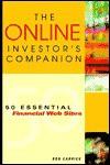 The Online Investor's Companion - Rob Carrick
