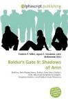 Baldur's Gate II: Shadows of Amn - Frederic P. Miller, Agnes F. Vandome, John McBrewster