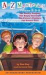 A to Z Mysteries: Books D-G [Volume 2] (audio) - Ron Roy, David Pittu