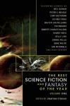 The Best Science Fiction and Fantasy of the Year Volume 1 - Christopher Rowe, Paul Di Filippo, Tim Powers, Gene Wolfe, Kelly Link, Geoff Ryman, Jeffrey Ford, Ian McDonald, Jonathan Strahan, Ellen Klages, Robert Charles Wilson, Margo Lanagan, M. Rickert, Benjamin Rosenbaum, Elizabeth Hand, Paolo Bacigalupi, Robert Reed, Jay Lake, Pe
