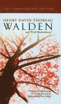 "Walden or Life in the Woods and ""On the Duty of Civil Disobedience"" - Henry David Thoreau, Perry Miller, W.S. Merwin"