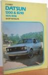 Datsun 1200 & B210, 1971-1978 Shop Manual - Alan Ahlstrand