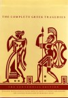 The Complete Greek Tragedies (4-vol. set) - Aeschylus, Sophocles, Euripides, David Grene, Richmond Lattimore, Ronald Frederick Willetts, Frank William Jones, Charles R. Walker, Emily Townsend Vermeule, Elizabeth Wyckoff, Seth G. Benardete, John Moore, Michael Jameson, Rex Warner, William Arrowsmith, Witter Bynner