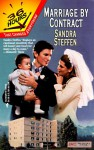 Marriage By Contract (36 Hours) - Sandra Steffen