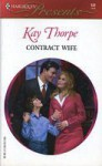 Contract Wife - Kay Thorpe