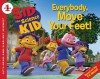 Sid the Science Kid: Everybody, Move Your Feet! (Let's-Read-and-Find-Out Science 1) - Jodi Huelin