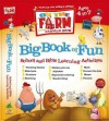 On the Farm Big Book of Fun: School and Bible Learning Activities - Thomas Nelson Publishers, Integrity Publishers