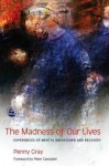 The Madness of Our Lives: Experiences of Mental Breakdown and Recovery - Penny Gray