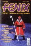 Fenix 1990 1 (1) - Krzysztof Kochański, Marek Oramus, Mirosława Sędzikowska, Redakcja magazynu Fenix