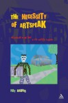 Necessity of Artspeak: The Language of Arts in the Western Tradition - Roy Harris