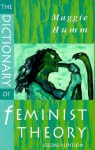 The Dictionary of Feminist Theory - Maggie Humm