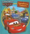 Disney Cars Carry Along Treasury - Kristine Lombardi, Walt Disney Company
