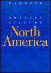 Hammond Odyssey Atlas of North America - Hammond World Atlas Corporation