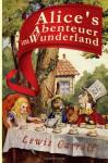 Alice's Abenteuer im Wunderland - John Tenniel, Lewis Carroll, Antoine Zimmermann