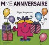 Mme Anniversaire - Adam Hargreaves, Roger Hargreaves