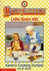 Karen's Cooking Contest - Ann M. Martin, Susan Tang