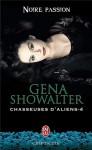Noire passion (Chasseuses d'aliens, #4) - Gena Showalter