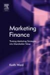 Marketing Finance - Keith Ward
