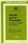 Suicide and Its Prevention: The Role of Attitude and Imitation - René F.W. Diekstra, S. Platt, A. Schmidtke, R. Maris, G. Sonneck