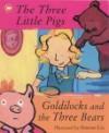 The Three Little Pigs; Goldilocks And The Three Bears - Elizabeth Laird, Simone Lia