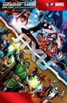Avengers & X-Men: Axis #8 (of 9) - Rick Remender, Leinil Yu, Jim Cheung