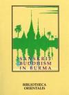 Sanskrit Buddhism in Burma - Niharranjan Ray
