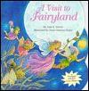 A Visit to Fairyland (Glitter Sitcker Book) - Jane E. Gerver, Diane Dawson Hearn