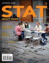 Bundle: STAT 2 (with Review Cards and Statistics CourseMate Printed Access Card), 2nd + Enhanced WebAssign - Start Smart Guide for Students + Enhanced ... Access Card for One Term Math and Science - Robert R. Johnson, Patricia J. Kuby