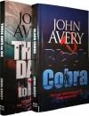Three Days to Die & Black Cobra - John Avery