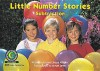 Little Number Stories: Subtraction (Learn To Read Math Series) - Rozanne Lanczak Williams