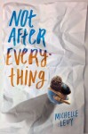 Not After Everything - Michelle Levy