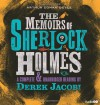 The Memoirs of Sherlock Holmes - Derek Jacobi, Arthur Conan Doyle