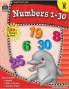 Ready-Set-Learn: Numbers 1-30 Grd K - Teacher Created Resources