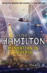Manhattan In Reverse: And Other Stories - Peter F. Hamilton