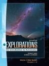 Lsc Explorations Volume 1: Solar System (Ch 1-12) - Arny Thomas, Stephen E. Schneider, Arny Thomas