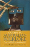 A Guide to Australian Folklore - Gwenda Beed Davey, Graham Seal