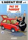 L'Agent 212, Tome 08 : Pas de panique - Raoul Cauvin, Daniël Kox