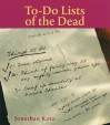 To Do Lists Of The Dead - Jonathan Katz