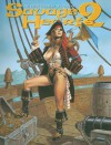 Savage Hearts 2: The Clyde Caldwell Sketchbook - Clyde Caldwell