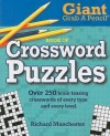 Book of Crossword Puzzles - Richard Manchester