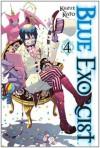 Blue Exorcist, Vol. 4 - Kazue Kato