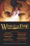 Wings of Fire - Marianne S. Jablon, Jonathan Strahan, Naomi Novik, Holly Black