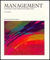 Management: Concepts & Effecti Ve Practi - Hitt, Robert L. Mathis, R. Dennis Middlemist