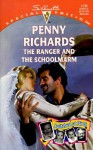 Ranger And The Schoolmarm (Switched At Birth) (Harlequin Special Edition, No 1136) - Penny Richards