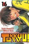 Tokkyu! Vol. 16 - Yoichi Komori, Mitsuro Kubo