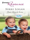 Their Miracle Twins (Harlequin Romance) - Nikki Logan