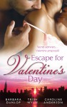 Escape for Valentine's (Mills & Boon M&B): Beauty and the Billionaire / Her One and Only Valentine / The Girl Next Door (Mills & Boon Special Releases) - Barbara Dunlop, Trish Wylie, Caroline Anderson