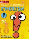 Practice In The Basic Skills: English (Book 1) - Derek Newton, David Smith